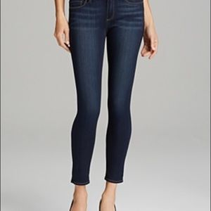 PAIGE | Verdugo Crop Skinny Jeans | 25
